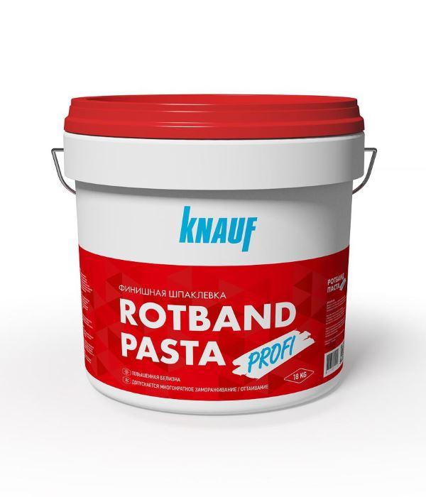 Шпаклевка финишная Ротбанд паста 18кг