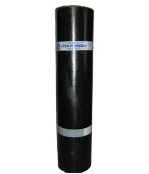 Стеклоизол гидроизол Технониколь ХПП 2,5мм стеклохолст 9 м2