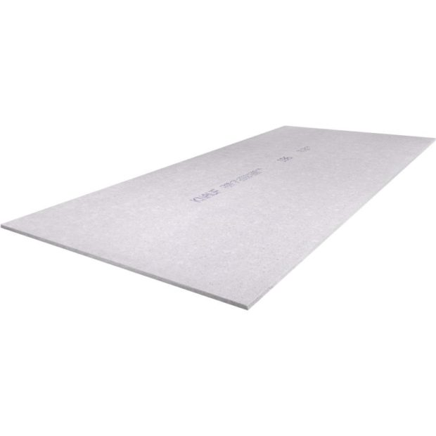 Гипсоволокно лист ГВЛ 10 мм (2500*1200*10) Knauf