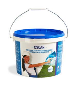 Клей для стеклообоев стеклохолста OSCAR готовый