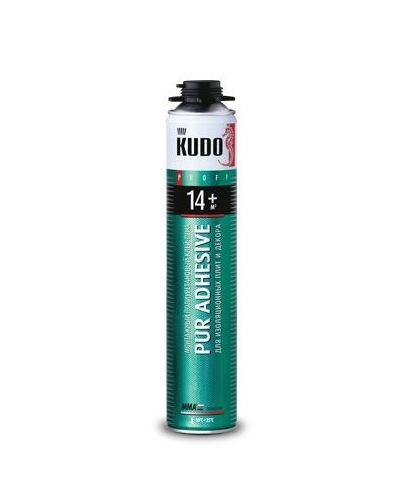 Клей - пена для пеноплекса KUDU PROFF 1000мл