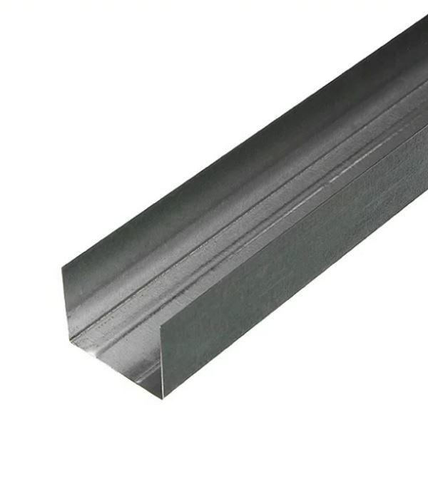 Профиль оцинкованный потолочный направляющий ПН 27*28 мм Албес