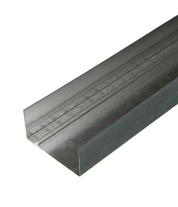 Профиль направляющий ПН 75*40мм 0,55 мм (3м.) АЛБЕС