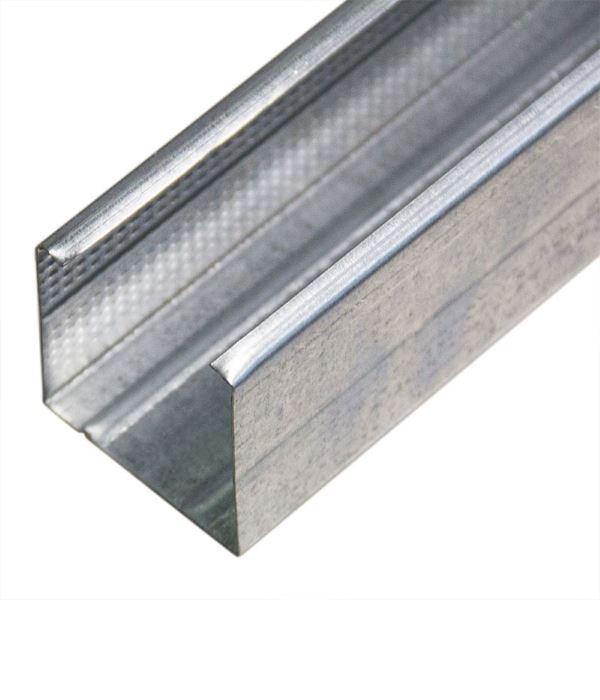 Профиль стоечный ПС 75*50мм 0,55 мм (3м.) АЛБЕС