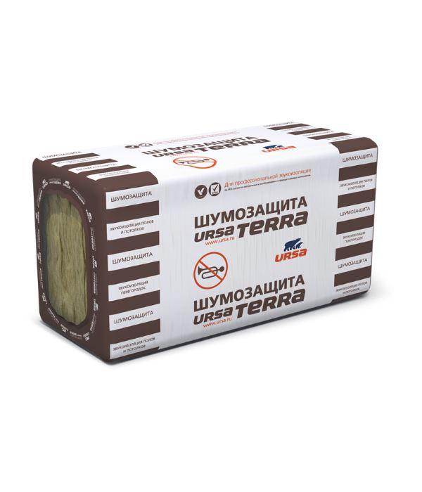 УРСА шумозащита 50мм 6.01м2/уп - 0.305м3/уп