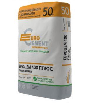 Цемент М-400 ЕВРО 50кг