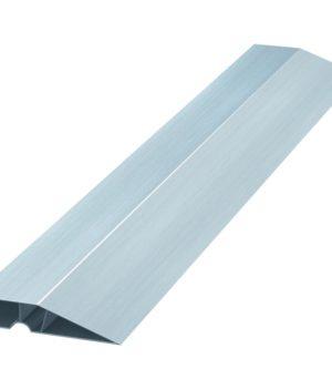 Правило строительное алюминиевое трапеция